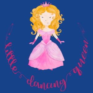 "Cute designs for cute kids: ""Little Dancing Queen"" by mommy.rocks. Für kleine Tanzmäuse!"